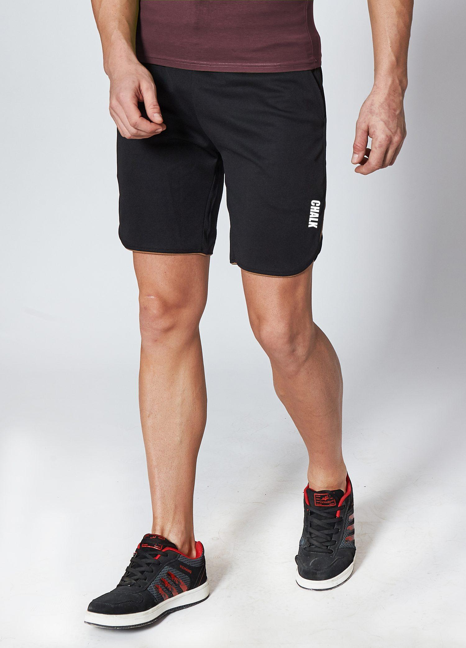 Black WOD shorts
